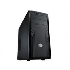 COOLER MASTER case Cooler Master miditower Force 500, ATX, black, USB3.0, bez zdroje