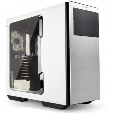 IN WIN E-ATX skříň In Win 707 White/Silver