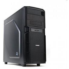 ZALMAN case Zalman miditower Z1, mATX/ATX, bez zdroje, USB3.0, černá