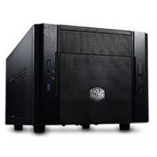 COOLER MASTER case Cooler Master mini ITX Elite 130, black, USB3.0, bez zdroje