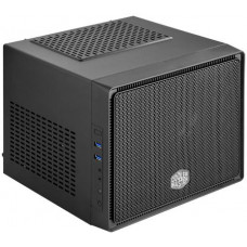 COOLER MASTER case Cooler Master mini ITX Elite 110, black, mini ITX, bez zdroje