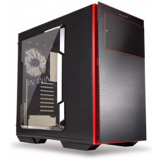 IN WIN E-ATX skříň In Win 707 Black/Red