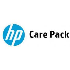 HP 5-letá záruka s vyzvednutím a vrácením servisním střediskem pro EliteBook 1000, x2, ZBook