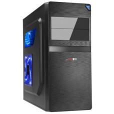 GEMBIRD Case Junona Midi Tow ATX/Micro USB 3.0 Black