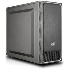 COOLER MASTER case Cooler Master MasterBox E500L, ATX, stříbrný rámeček, 2x USB 3.0, bez zdroje