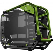 IN WIN skříň In Win D-FRAME 2.0 black/green + 1065W zdroj