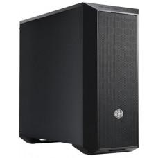 COOLER MASTER case Cooler Master miditower MasterBox 5 v. 05, ATX, USB3.0, zdroj 600W, černý
