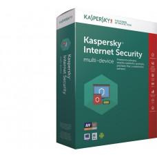 KASPERSKY Internet Security MD 2019 CZ, 3x, 1 rok