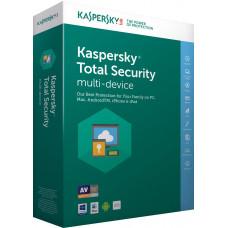 KASPERSKY Total Security MD 2019 CZ, 3x, 1 rok