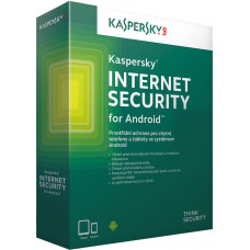 KASPERSKY Internet Security ANDROID 3x/1rok/Nová