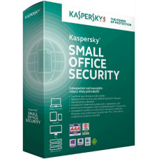 KASPERSKY Small Office 10-14 licencí 3 roky Nová
