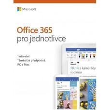 MICROSOFT Office 365 Personal 32-bit/x64 CZ P4