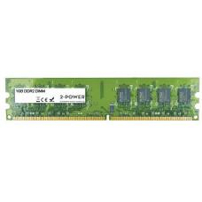 2-Power 1GB PC2-5300U 667MHz DDR2 Non-ECC CL5 DIMM 1Rx8 ( DOŽIVOTNÍ ZÁRUKA )