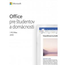 MICROSOFT Office 2019 pro domácnosti SK