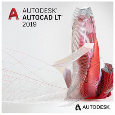 AUTODESK AutoCAD LT 2019 Annual  Desktop Sub. with Advanced Support 1 year