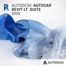 AUTODESK AutoCad Revit LT Suite 2022 Commercial New Single-user ELD 3-Year Subscription