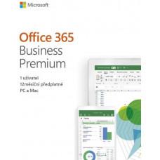MICROSOFT Office 365 Business Premium Retail CZ