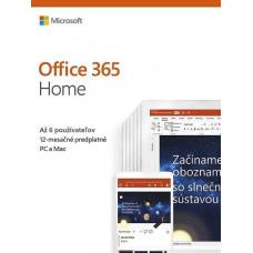 MICROSOFT Office 365 Home 32-bit/x64 Eng pronájem P4