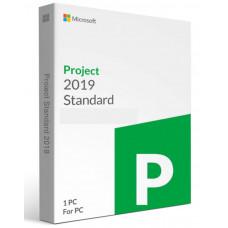MICROSOFT Project Standard 2019 CZ