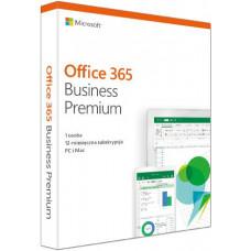 MICROSOFT Office 365 Business Premium Retail Polish