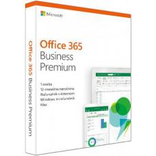 MICROSOFT Office 365 Business Premium Retail Slovenian