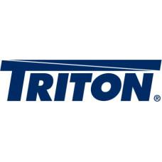 TRITON Dveře 9U celoskleněné,pro rozvaděč  RXA,vč. kování