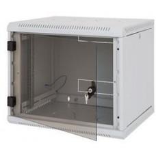 TRITON Nástěnný rack RUA 15U/500mm odn.boč+skl.dv.