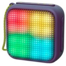 Energy Sistem ENERGY Beat Box 2+ Lightcube Ametyst, přenosný BT reproduktor se světelnými efekty