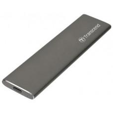 Transcend ESD250C 960GB USB 3.1 Gen2 (USB-C) Externí SSD disk (3D TLC), 520MB/R, 460MB/W, kompaktní
