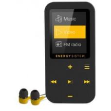 Energy Sistem ENERGY MP4 Touch Bluetooth AMBER (16GB, MicroSD, FM, sluchátka)