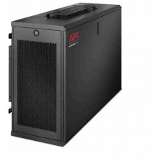 APC NetShelter WX 6U Low-Profile Wallmount Enclosure 230V Fans