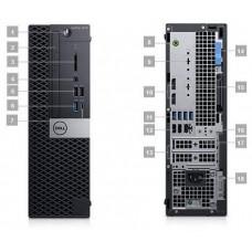 Dell OptiPlex SFF 5070/Core i7-9700/8GB/512GB SSD/Intel UHD 630/DVD-RW/Win 10 Pro 64bit/3Yr PS NBD