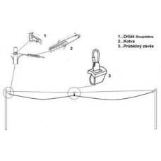 OEM Kotva pro Kabely 6-9mm samosvorná