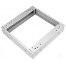TRITON Podstavec pod rack, 600x900, s filtrem šedý