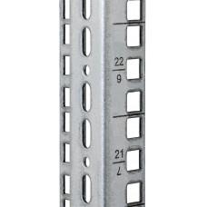 TRITON Vertikální lišta, 1ks, 18U