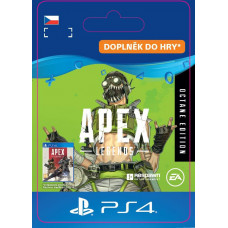 SONY ESD ESD CZ PS4 - Apex Legends - Octane Edition