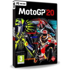 UBISOFT PC - Moto GP 20