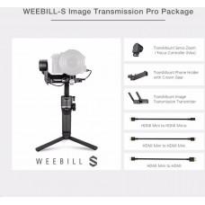 Zhiyun Weebill S Pro Package stabilizátor