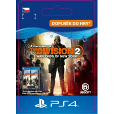 ESD CZ PS4 - The Division 2 - Warlords Of New York - Expansion