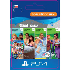 ESD CZ PS4 - The Sims 4 Fun Outside Bundle