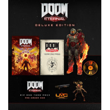 TAKE 2 PS4 - Doom Eternal Deluxe Edition