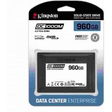 Kingston 960GB SSD Data Centre DC1000M (Mixed Use) Enterprise