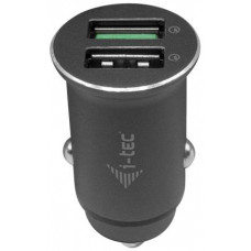 i-Tec Car Charger Dual QC 36 W