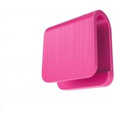 Antikamera - krytka na webkameru pro NTB, iPad a tablet, růžová