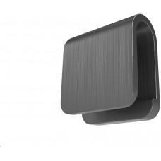 Antikamera - krytka na webkameru pro NTB, iPad a tablet, stříbrná