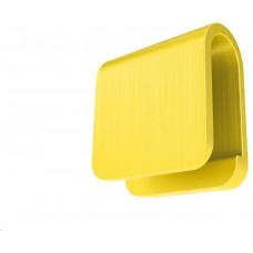 Antikamera - krytka na webkameru pro NTB, iPad a tablet, žlutá