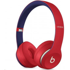 Beats Solo3 Wireless – Beats Club Collection – Club Red