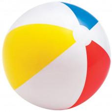 naf míč 51 cm duha