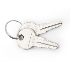 TRITON Klíč pro nástěnné a stojan. racky, 2ks na kroužku