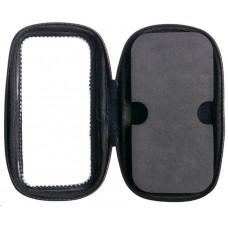 Connect IT Voděodolné pouzdro/držák M3 pro mobilní telefon na kolo (vnitřní r. 13,8x7×2 cm)